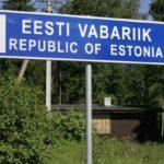 На границе с Эстонией в праздничные дни ожидается до 60 туристических автобусов в сутки