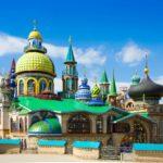 Казанский Храм всех религий открыл свои двери для туристов