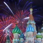 В новогоднюю ночь в парках Москвы запустят 100 тыс. фейерверков
