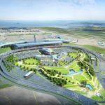 Открытие второго пассажирского терминала международного аэропорта Инчхон
