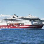 Финская паромная компания Viking Line вошла в число лучших круизных компаний мира