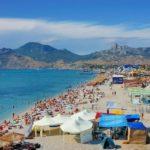 Минкурортов Крыма: проектные работы по туркластеру в Коктебеле пройдут в 2018 году