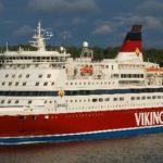 Viking Line отмечает рост конкуренции, но прогноз итогов года оптимистичный
