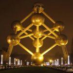 В Брюсселе «замерз» символ города